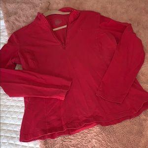 Gap Quarter-Zip Sweatshirt- Size L